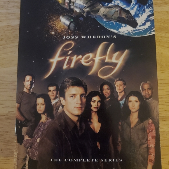 4/$15 Firefly The complete collection